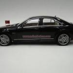MERCEDES S63 AMG Başkanlık Aracı