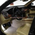 BMW 750 LI Alman Konsolosluk aracı