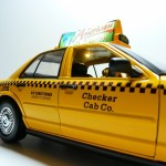 Ford New York Checker Taxi