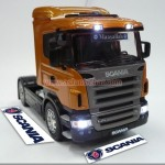 Scania R470 Copper