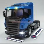 Scania R470 Blue